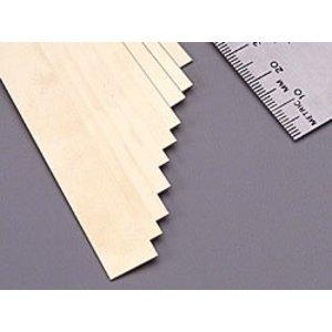 K&S Engineering . KSE Brass Strips 12'' .025 X 1/2