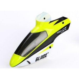 Blade . BLH COMPL CANOPY W/GROMMETS 120SR