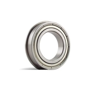 Boca Bearings . BOC 3/16 X 5/16 X 1/8 FLNG CHROME SHIELD