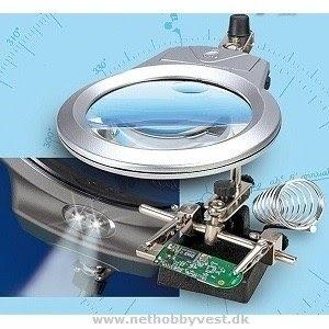 Artesania Latina . LAT Magnifier W/Led Lights