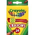 Crayola . CRY 24 PK CRAYONS