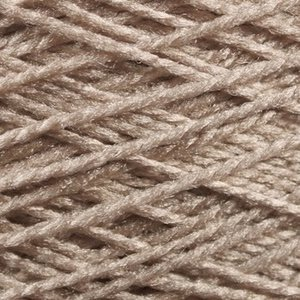 Cottage Mills . COM CRAFT YARN 20YDS SANDSTONE