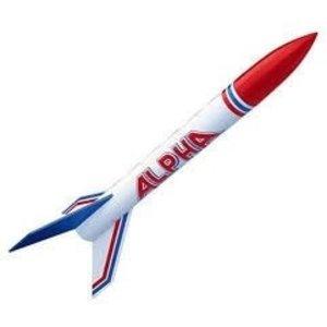 Estes Rockets . EST Alpha Model Rocket Kit (LVL 1)