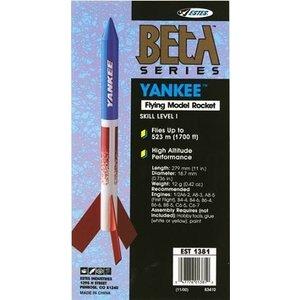 Estes Rockets . EST Yankee Model Rocket Kit (LVL 1)