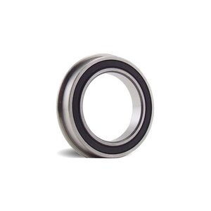 Boca Bearings . BOC 1/4 X 3/8 X 1/8 FLNG CHROME SHIELD