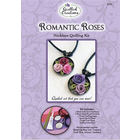 Quilled Creations . QUI Romantic Roses Necklace Kit
