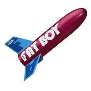Estes Rockets . EST Mini Fat Boy Model Rocket Kit