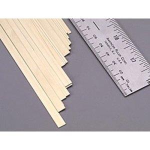 K&S Engineering . KSE Brass Strips 12'''' .016 X 1/4