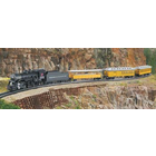 Bachmann Industries . BAC HO Durango & Slvrtn Set