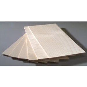 Midwest Products Co. . MID Birch Plywood 1/16X6X12
