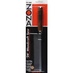 Zona Tool Company . ZON Woodcraft Saw 24TPI