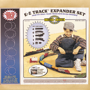 Bachmann Industries . BAC HO EXPANDER TRACK SET BLACK