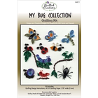 Quilled Creations . QUI My Bug Collection Quilling Kit
