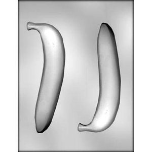 "CK Products . CKP (DISC) - 7"" 3D Banana Chocolate Mold"