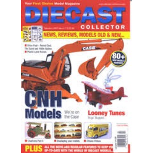 Disticor Direct . DST (DISC) - DIECAST COLLECTABLE MAG