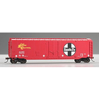 Bachmann Industries . BAC 50' Plug Door Box 5F HO