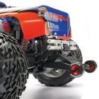 Traxxas Corp . TRA Wheelie Bar Tires/Wheels Red