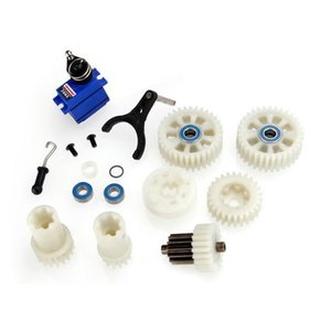 Traxxas Corp . TRA (DISC) 2-SPEED CONVERSION KIT EMX