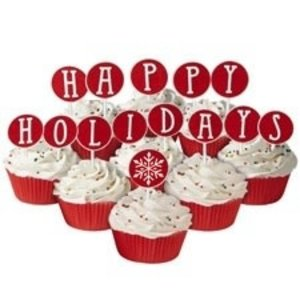 """Wilton Products . WIL Fun Pix - """"Happy Holidays"""""""