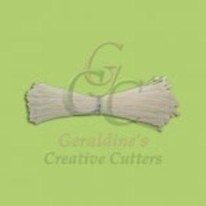 Creative Cutters . CRC STAMENS REGULAR WHITE