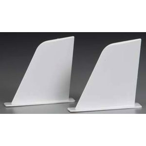 Aqua Craft . AQU VERTICAL FINS WHT UL-1