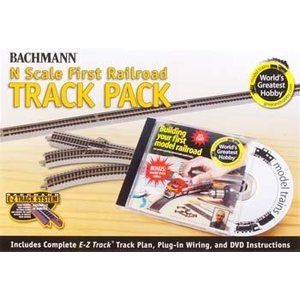 Bachmann Industries . BAC WRLD GREAT HBBY PCK NS N