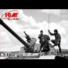 Icm . ICM 1/35 SOVIET TANK CREW