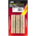 Estes Rockets . EST E12-4 Model Rocket Engines (3)
