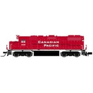 Atlas Model Railroad Co . ATL N GP38-2 CPR #4510