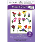 "Quilled Creations . QUI Mini Flower ""Gift Tags"" Quilling Kit"