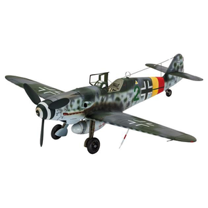 Revell of Germany . RVL 1/48 MESSERSCHMITT BF109