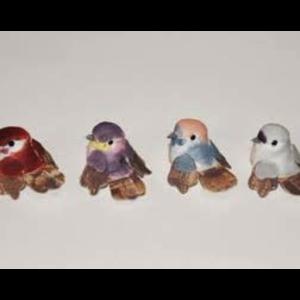One Time . ONE Fairy Garden - Birds