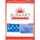 """Tedco (science) . TED Sun Art Paper Kit 4"""" x 6"""" Art Crafts Nature Calgary"""