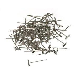 Du Bro Products . DUB T-PINSSTAINLESS STEEL 1in (100)