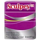 Sculpey/Polyform . SCU Fuchsia Pearl - Sculpey 2 oz