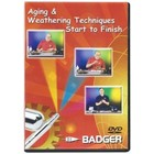 Badger Air.Brush Co . BAD Weathering & Aging Dvd