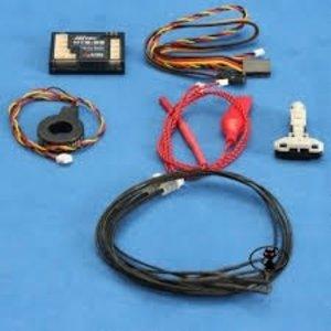 Hitec RCD Inc. . HRC HTS-BLUE BASIC 50AMP PACK