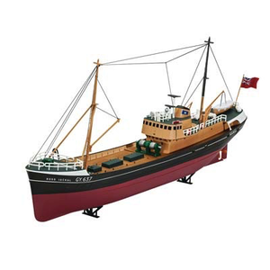 Revell of Germany . RVL 1/142 North Sea Trawler