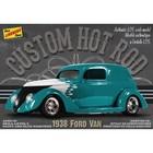 Lindberg . LND 1/24 '38 Ford Custom Van