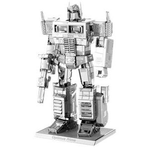 Fascinations . FTN Metal Earth - Optimus Prime