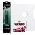 Art Advantage . ART Acrylic Value Pack Painting Kit Calgary