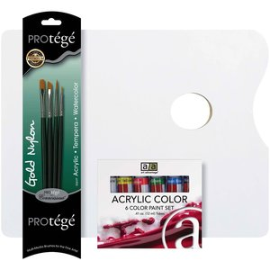 Art Advantage . ART Acrylic Value Pack