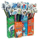 Geddes . GED Dr Seuss Giant Pencil Assorted Designs