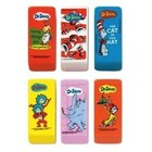 Geddes . GED Dr Seuss Eraser Assorted
