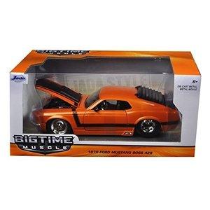 Jada Toys . JAD 1/24 70 Ford Mustang Boss