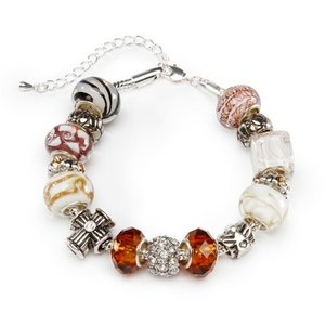Darice . DAR Mix & Mingle Bangle - Faith