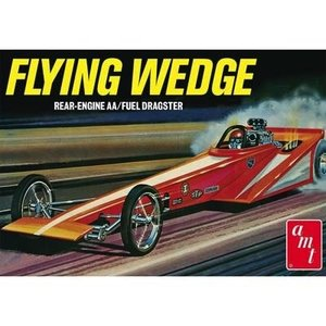 AMT\ERTL\Racing Champions.AMT 1/25 FLYING WEDGE DRAGSTER