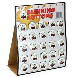 Broklyn Peddler . BKP Blinking Pin Display Rr Crssng