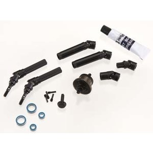 Traxxas Corp . TRA (DISC) Diff Kit Front Complete