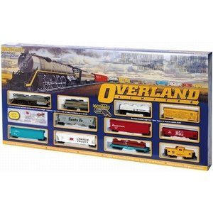 Bachmann Industries . BAC HO OVERLAND LIMITED SET